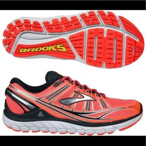 Brooks Transcend Ultimate Ride Running Shoes